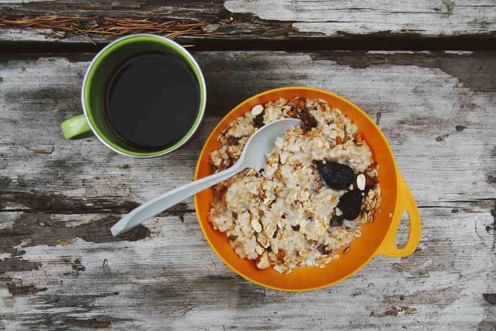 colazione con cereali