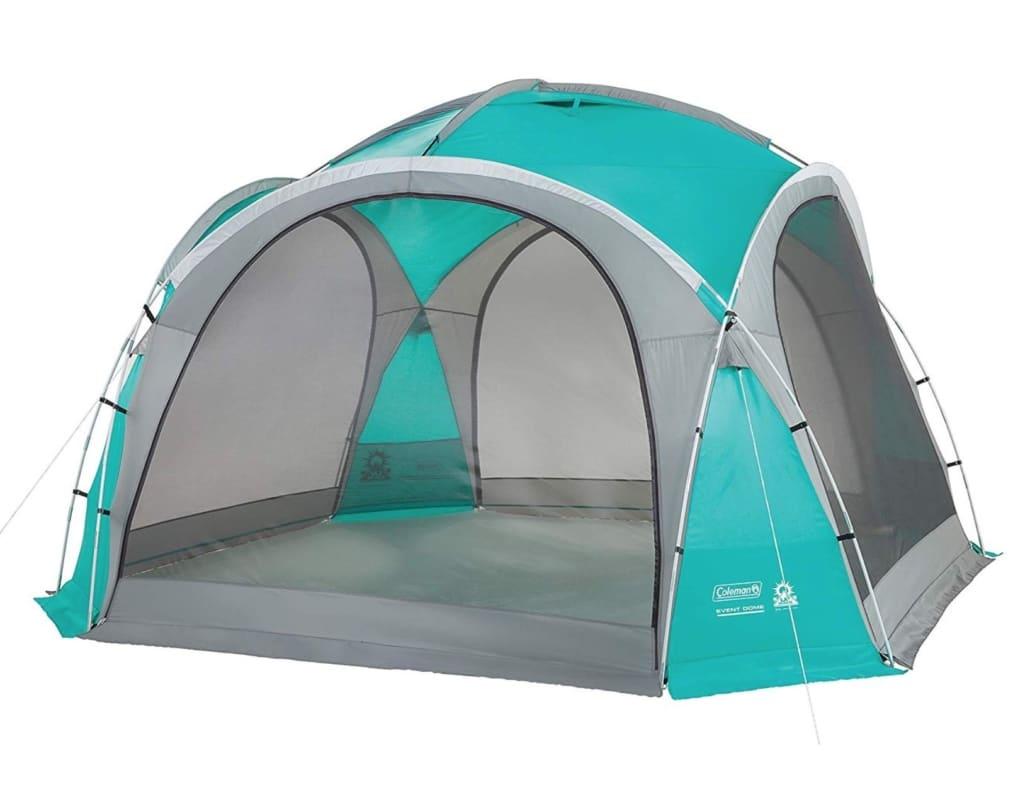 Coleman tenda