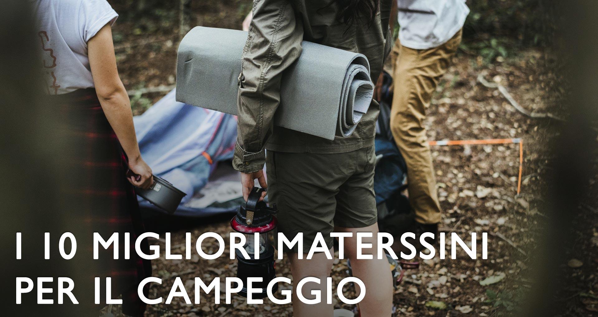 Gonfiare Materassino Campeggio.I 10 Migliori Materassini Per Il Campeggio Much More Than