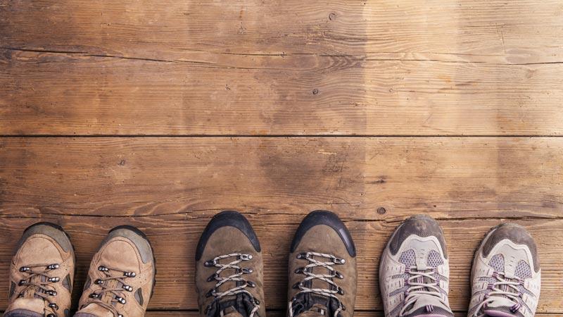 scarpe da montagna